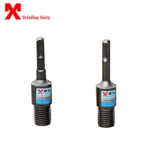 Diamond Dry Water Drill Bit MX Drill Bit Converter Round handle Square handle Impact