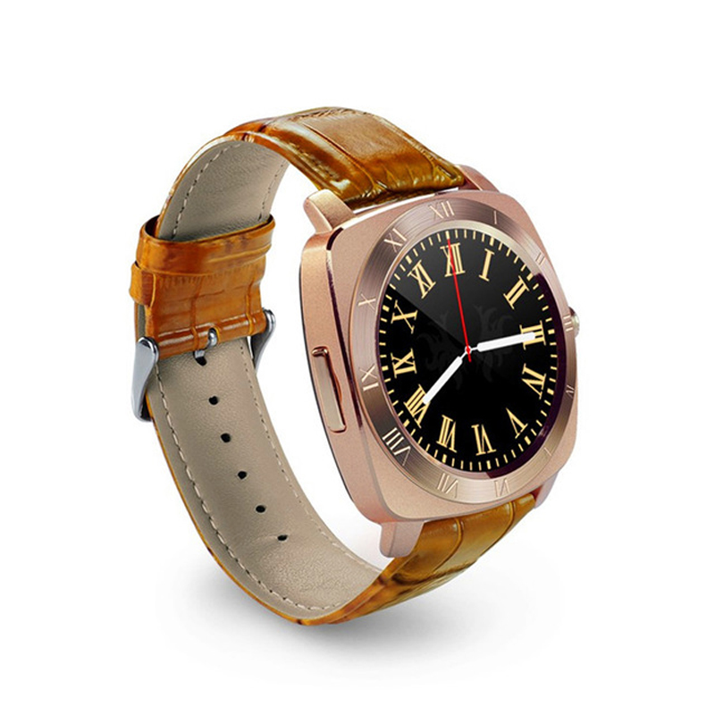 X3 Bluetooth 3 0 Smart Watch Pedometer Fitness Clock Camera support SIM TF Card Wristwatch Smartwatch