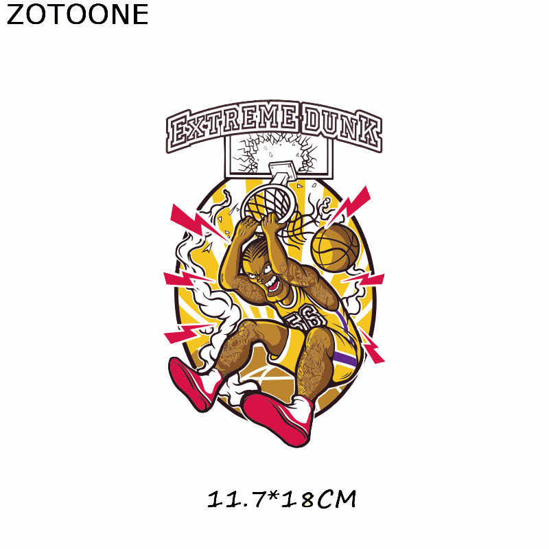 Zotoone applique stripes 패치 티셔츠에 대한 전송 패치에 철 패션 소녀 키즈 의류 diy thermo stickers on clothes g