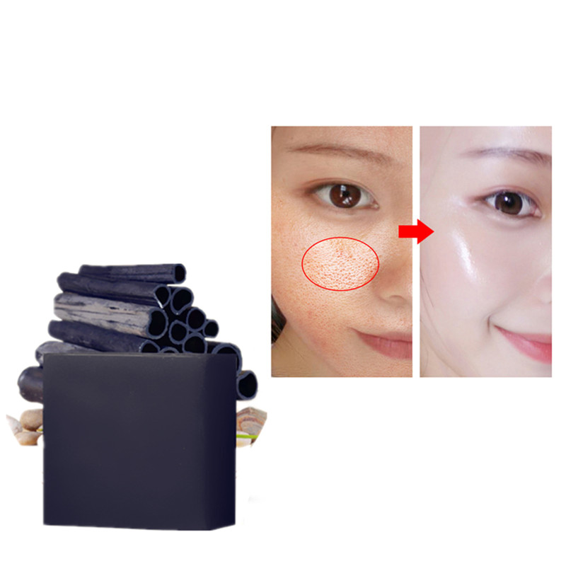 5 Seconds Body Neck Wrinkle Remover Anti-aging Beauty Soap Moisturizer Instant Firmly Skin Whitening Bamboo Charcoal Facial Soap