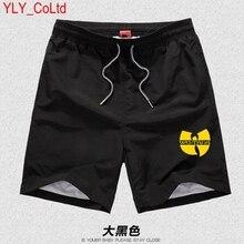 41f9d49a845d2 Los hombres de Wu Tang Clan música RZA GZA ODB método hombre Raekwon Rap  Hombre Bañadores pantalones cortos Sexy regalo de los h.