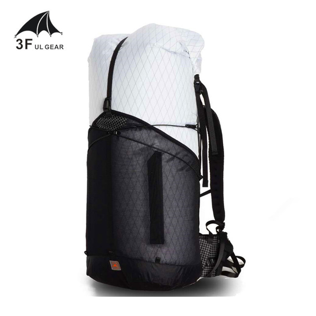 3F UL Ultralight Backpack 55L XPAC