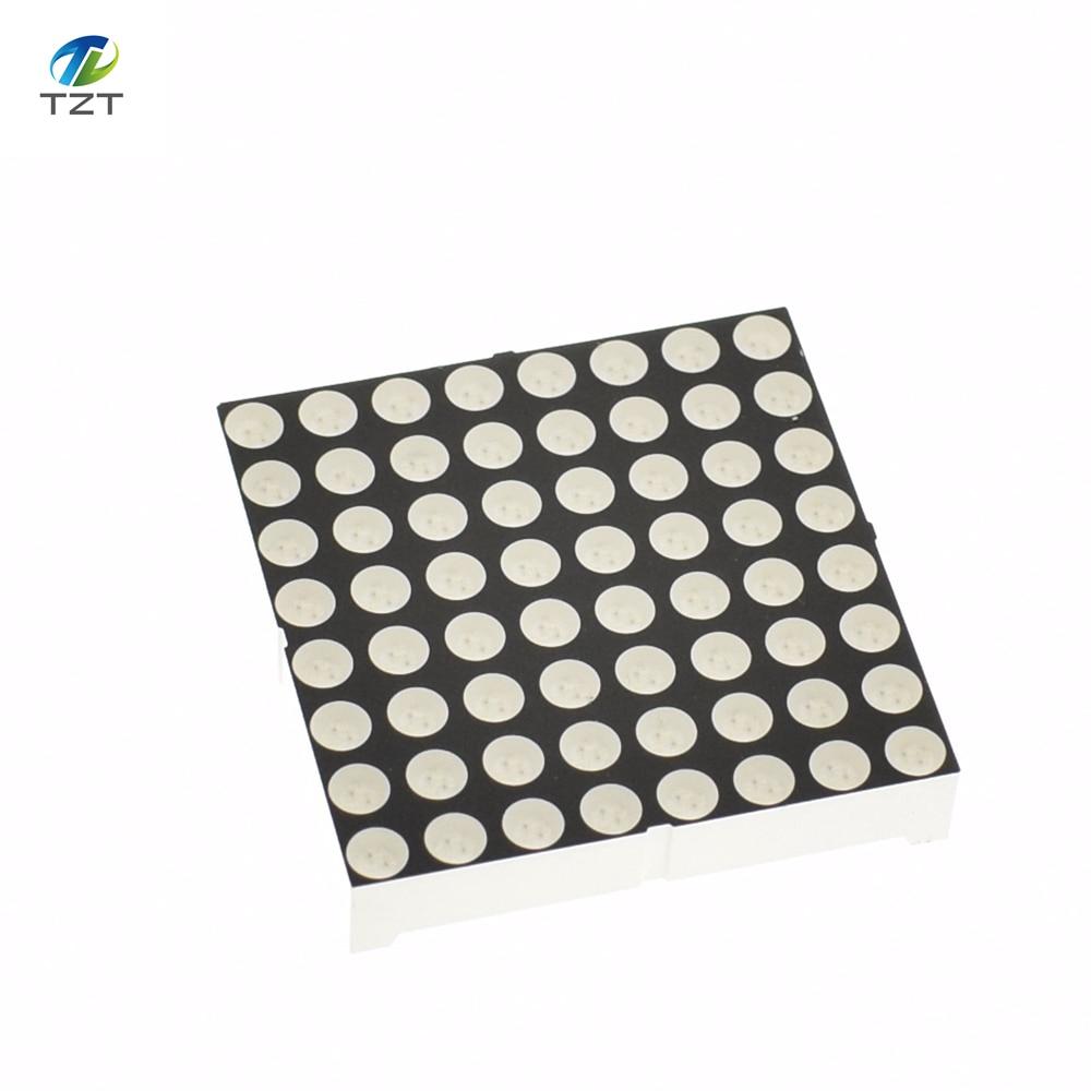 8x8 8*8 Mini Dot Matrix LED Display Red Common Anode Digital Tube 16-pin 20mmx20mm 1.9mm DIY Electronic Kit For Arduino