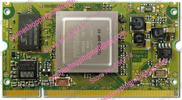 2 CPU single board computer COM industrial motherboard processor module