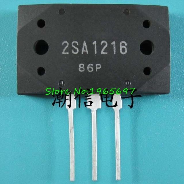 2pcs/lot 2SA1216 2SC2922 A1216 C2922 ( 1pcs A1216 + 1pcs C2922 ) MT-200 In Stock