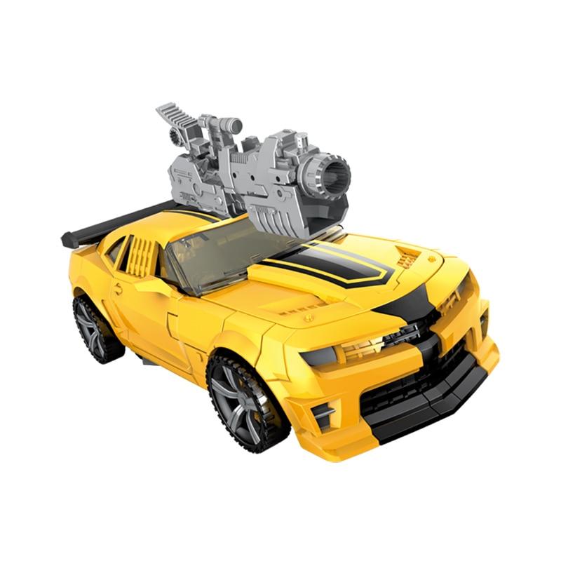 Ny Transformation Anime Series action figur Leker 2 størrelse Robot - Toy figurer - Bilde 2
