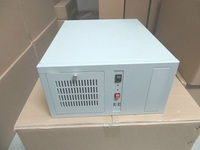 8 Tank Wall Mounted Cnc Atx Computer Case Pc Large Panel Flexible Motherboard Pc Power Supply