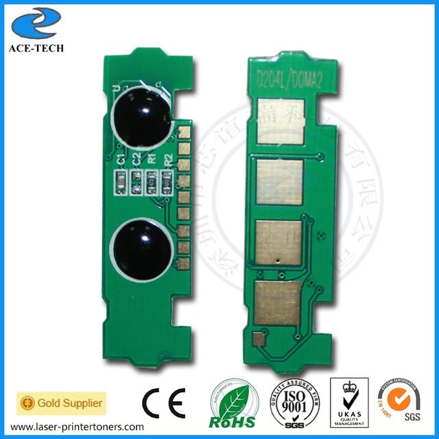 삼성 xpress m3015dw xpress 1.2 레이저 프린터 카트리지 리셋 용 3065 k MLT D118S 토너 칩