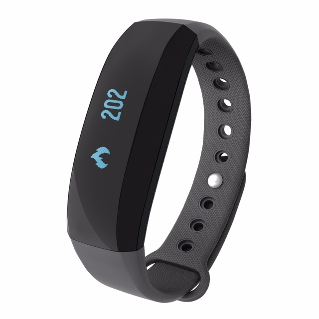 CUBOT V2 Smart band Wristband All-weather Heart Rate Monitor Real-time GPS Sports fitness Reminder for iOS Android Smartphone