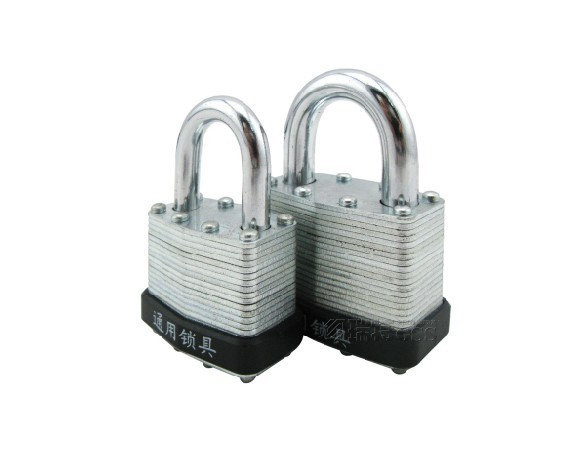 Short Shackle Pad Lock laminated padlock iron padlock aluminum padlock