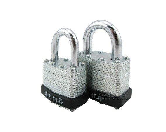 Short Shackle Pad Lock laminated padlock iron padlock aluminum padlock