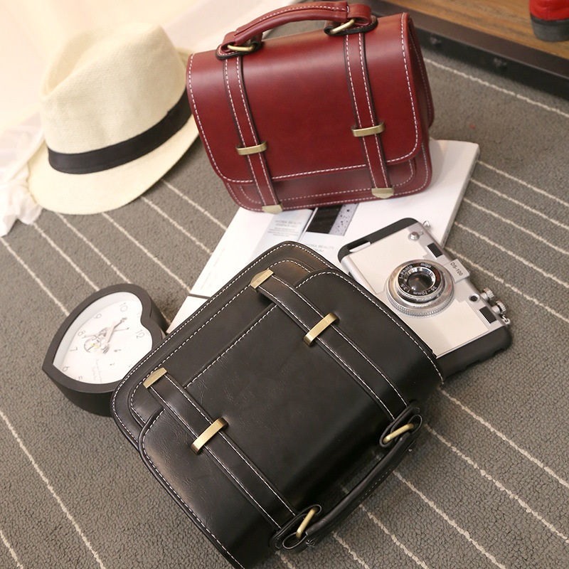 112017 newhotstacy lady mini flap bag female small shoulder bag
