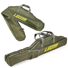 Black Army Green 1m 1.5m Fishing Gear Package Foldable Canva