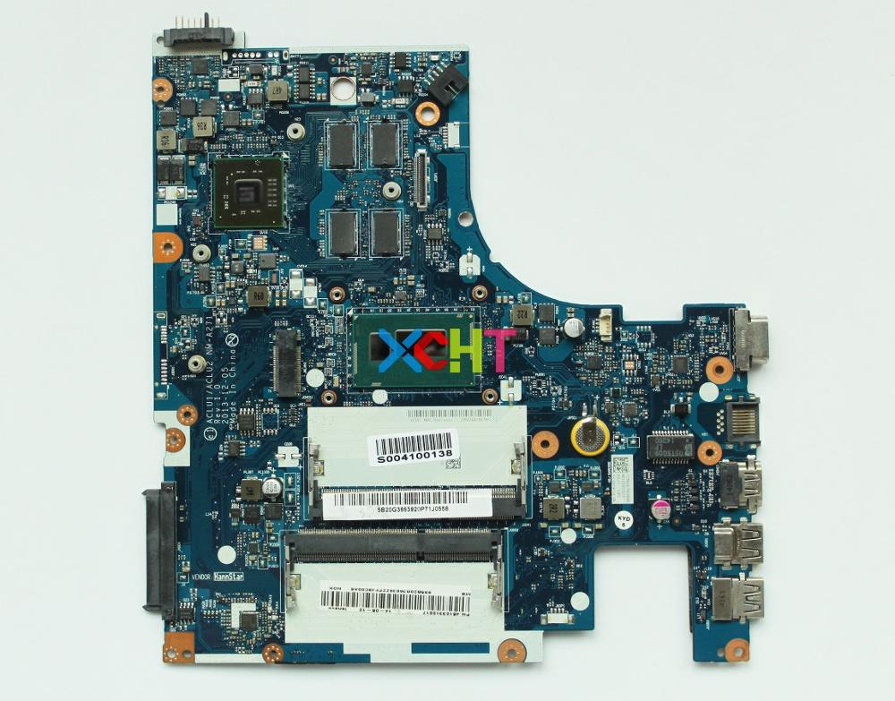 for Lenovo G50 70 5B20G36639 w i5 4210U CPU ACLU1 / ACLU2 NM A271 216 0856050 1000M/2G Laptop Motherboard Mainboard Tested-in Laptop Motherboard from Computer & Office