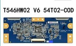 T546HW02 V6 54T02-C0D 54T02-COD płyta główna dla ekran T-CON podłączyć pokładzie