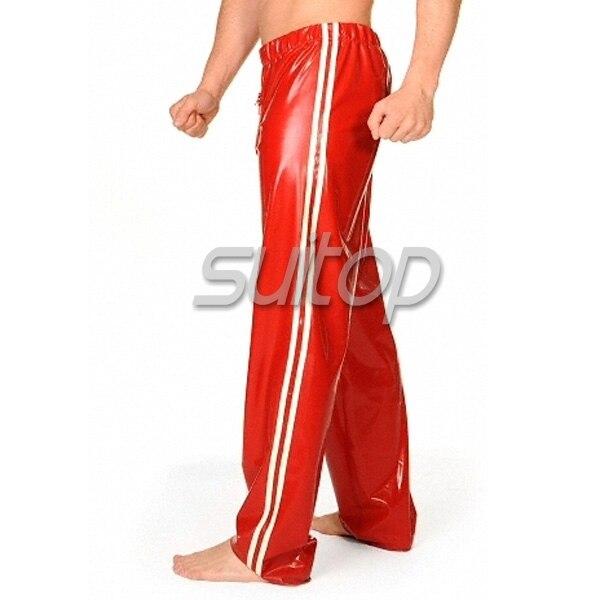 De Caucho Pantalones Pantalones Látex De qCxEwRf