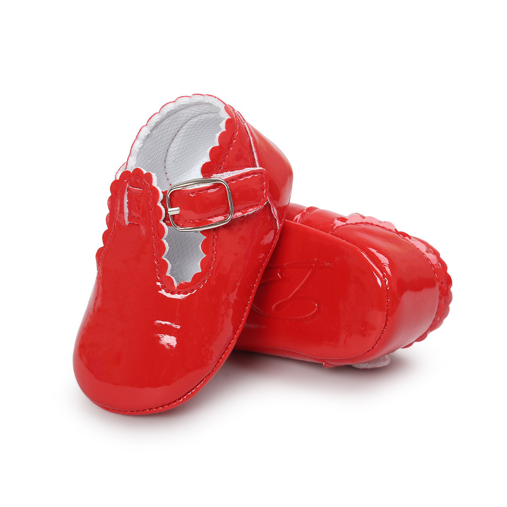 Baby shoes soft sole Infant pu leather Walkers Baby Girls shoes Crib ShoesToddler Shoes 8 color