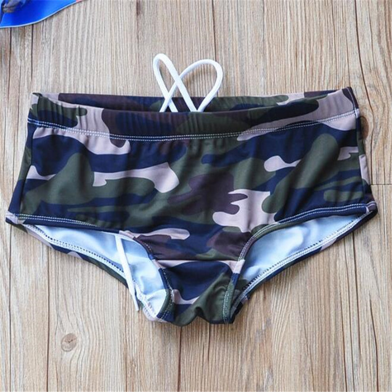 Topdudes.com - Men's New Fashion High Quality Low Waist Sexy Beach Wear