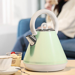 Electric kettle   has large capacity 304 stainless steel  power Overheat Protection