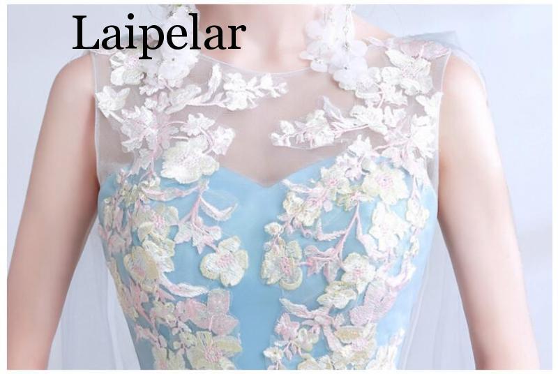 Laipelar 2019 robe à lacets longue chemise femmes élégantes automne printemps manches longues rayures Maxi robes - 5
