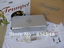 The original suzuki surface silver 965 brass instruments Bb trumpet