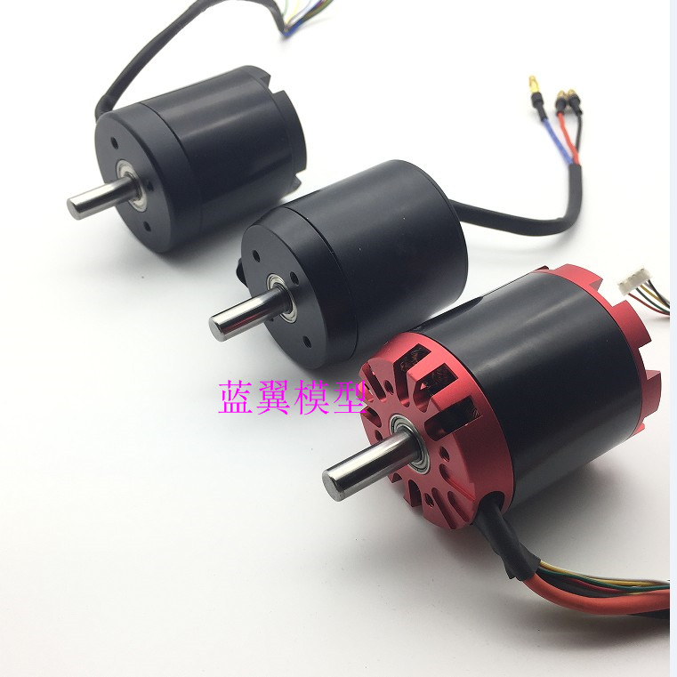 Electric skateboard modified motor N5065 closed motor outer belt with Hall sense KV 340 270 drift boardElectric skateboard modified motor N5065 closed motor outer belt with Hall sense KV 340 270 drift board