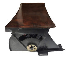 Adequado para passat b5 madeira de cerejeira cinzeiro de carro madeira interior frente mogno cigarro cinzeiro 3b0 857 961