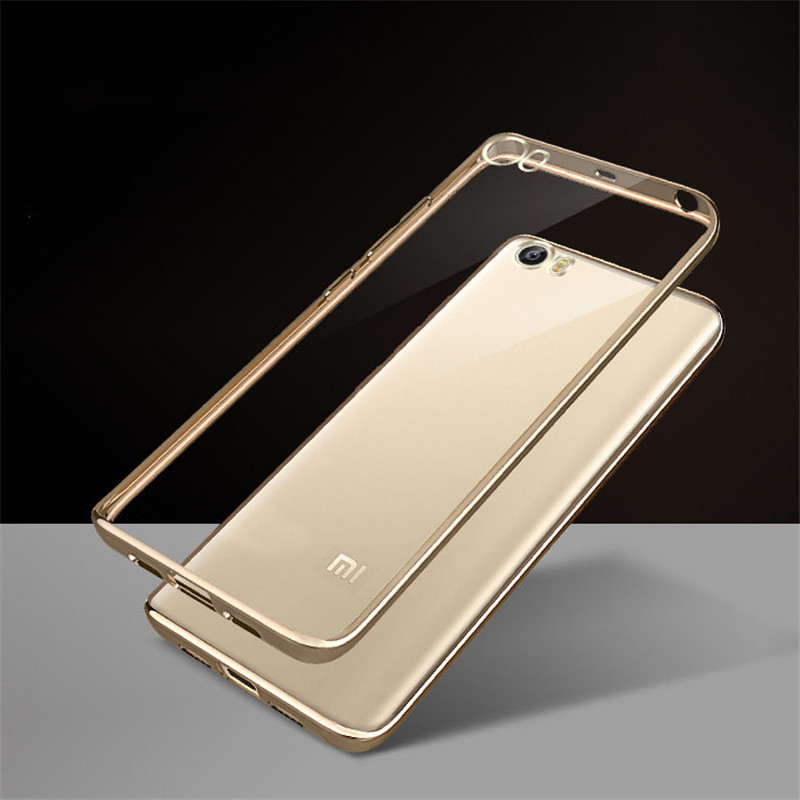 ... Fly FS504 Cirrus 2 Nano Silicone Phone Cover Capa    · New Luxury  Silicone Cell Phone Case For Xiaomi Mi 5 Ultra Thin Clear Crystal Rubber  Plating bbfddbdfd5b5