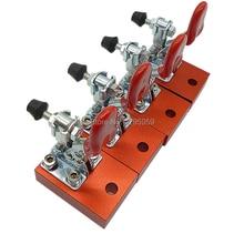 4 個 Cnc ルータクイック具プレート保持クイックプレス彫刻材料マウント彫刻機固定プラテンセット