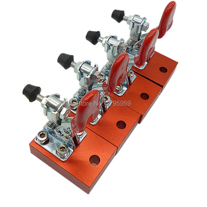 Image 1 - 4pcs Cnc Router Quick Clamp Fixture Plate Hold Quick Press Engraving Material Mounted Engraving Machine Fastening Platen Set