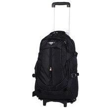 Школьная сумка для путешествий Мужская тележка для багажа на колесах женский пансион-бокс студенческий Многофункциональный рюкзак