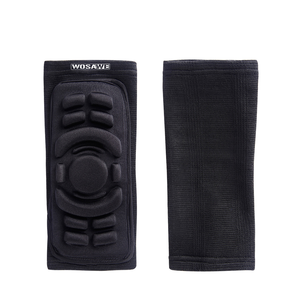 WOSAWE Brand Basketball Elbow Pads Breathable Football Snowboarding Skating Cycling Sports Arm Sleeve Elbowpad Protector in Elbow Knee Pads from Sports Entertainment