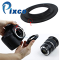 52mm 55mm 58mm 62mm 67mm 72mm 77mm Aluminum Camera Lens Macro Reverse Adapter Ring Suit For Nik on Camera /No Tracking/