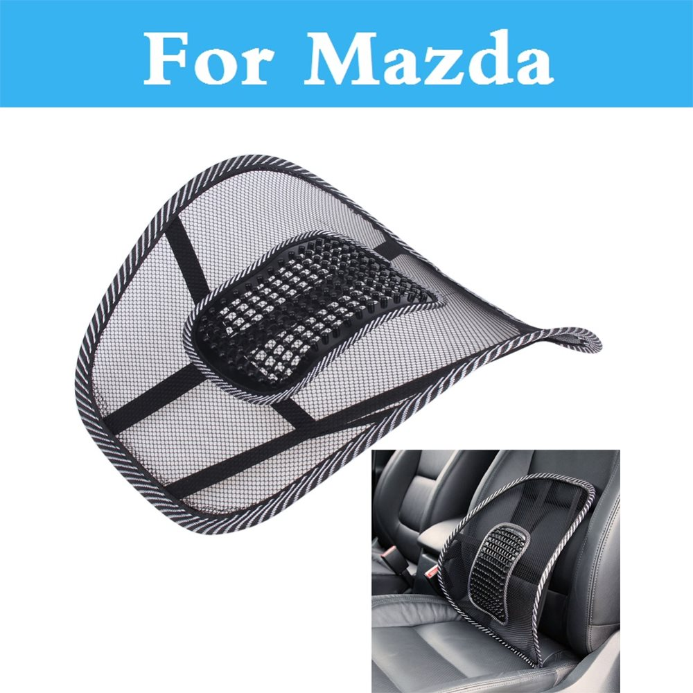 Car Seat Cushion Lumbar Waist Back Support Pillow For
