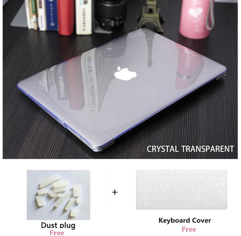 Crystal Hard Shell Case for MacBook 22