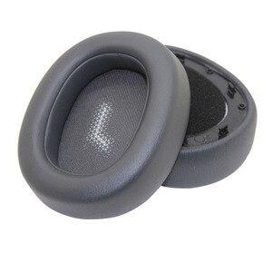 Image 4 - Poyatu earpads para jbl everest elite 750 750nc sem fio bluetooth fones de ouvido substituição almofadas almofada copos arma de metal