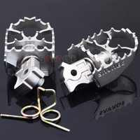 Footpegs Wide Enduro Foot Pegs Tilt Angle For BMW R 1200 GS 1200GS R1200GS LC Adventure ADV 2013 2018 2014 2015 2016 2017 17 18