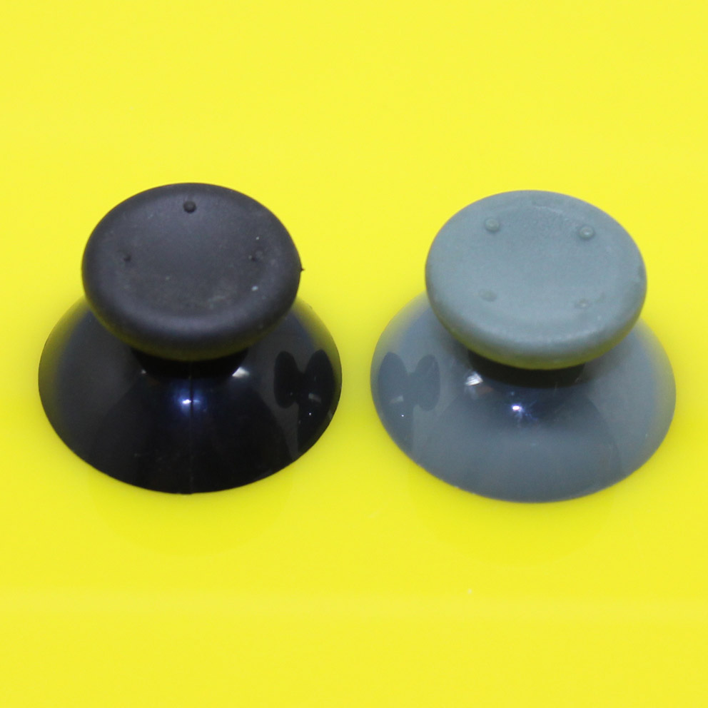 1000pcs 3D Analog Cover Sticks Joystick controller Mushroom Cap For Xbox 360 XBOX360 Controller Game Accessories in Replacement Parts Accessories from Consumer Electronics