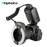 Yongnuo YN 14EX TTL Macro Ring Lite Flash Speedlite Light For Canon 5Ds 5Dsr 760D 5D