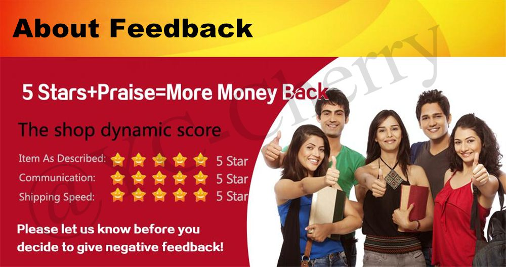 about feedback for laptop-