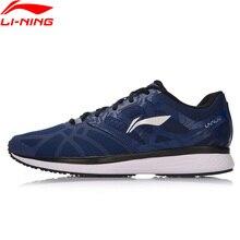 Li-Ning los hombres Zapatos velocidad estrella forro transpirable zapatillas de deporte luz peso cojín Zapatos de deporte ARHM021 XYP544