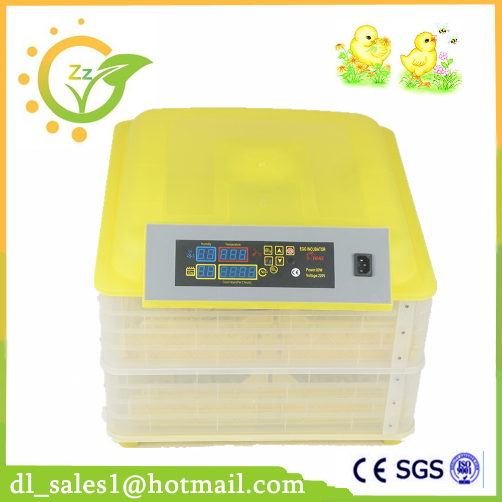 Home Use 96 Eggs Automatic Incubator Digital Temperature Control Turning Brooder Chicken Duck Eggs Incubators changing attitude of family towards women in family business