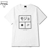Aelfric Eden Men T Shirt Letter Printing Harajuku Cotton Comfortable Male Casual T-shirt Tshirt Hip Hop Streetwear Dress SNL687