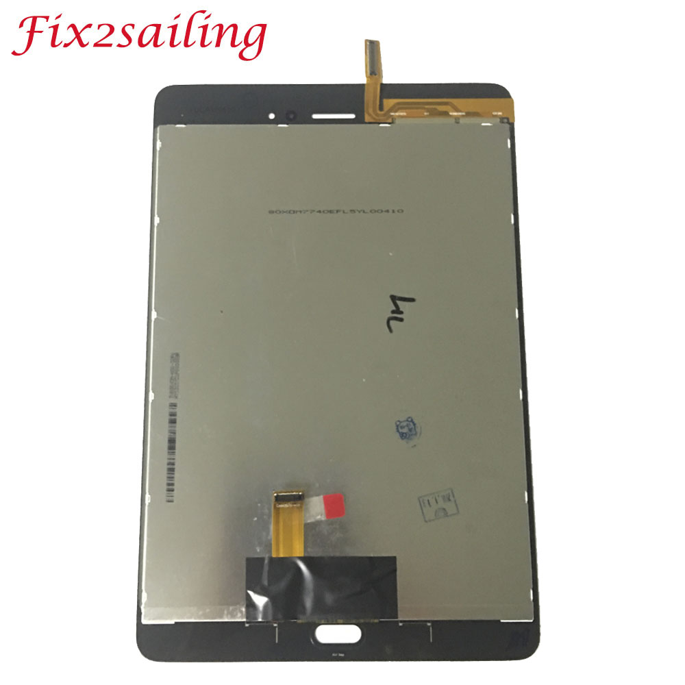 New LCD Display For Samsung Galaxy Tab A SM-T355 T355 LCD Display Touch Screen Digitizer Sensors Assembly For Samsung T355 LCDNew LCD Display For Samsung Galaxy Tab A SM-T355 T355 LCD Display Touch Screen Digitizer Sensors Assembly For Samsung T355 LCD