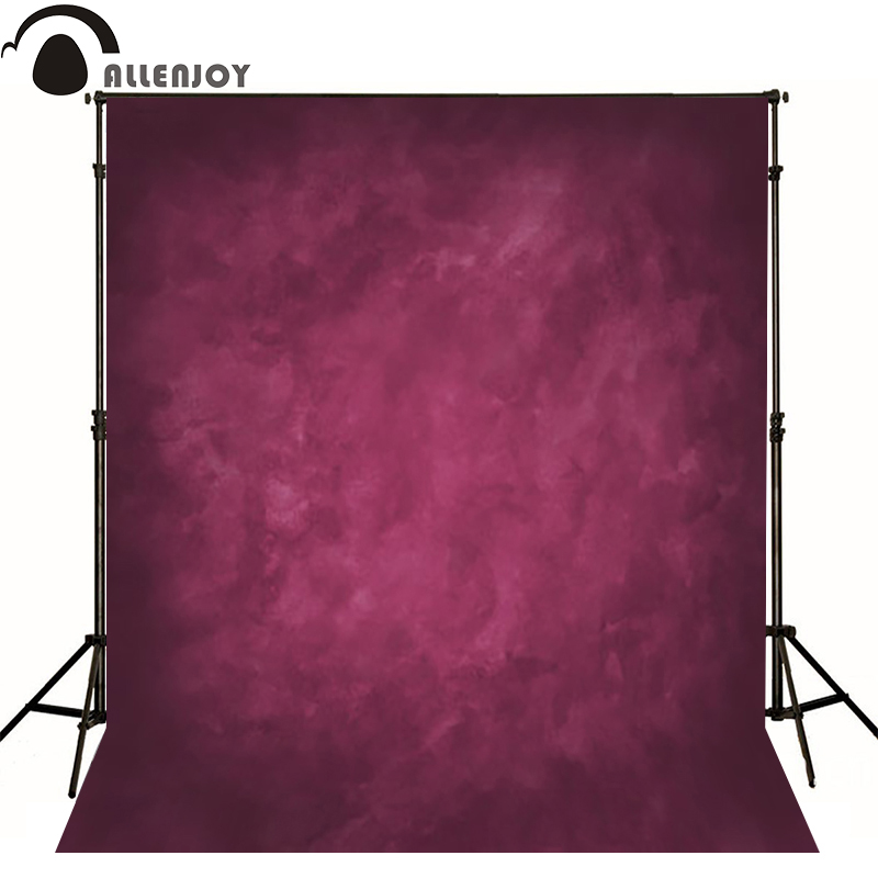 Allenjoy Thin Vinyl cloth photography Backdrop Pink Indoor shooting props Pure Color Photography Background For Studio MH-032 allenjoy thin vinyl cloth photography backdrop blue pure color photography background for studio photo props mh 089