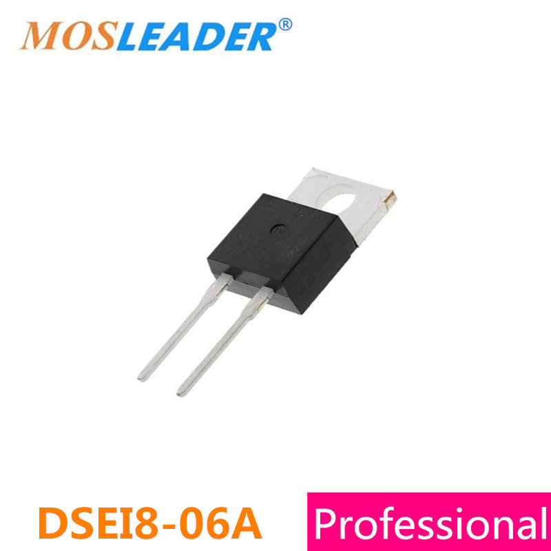DIP DSEI8-06A TO220 TO220-2 50PCS 8A 600V DSEI8-06 DSEI8 Fast Recovery Epitaxial lm311 lm311p lm311n dip 8