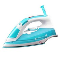 Portable Electric Steam Iron Mini Steam Ironing Machine With 3 Gear For Clothes Teflon Sole Plate