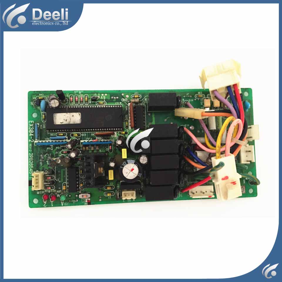 95% new good working for Daikin air conditioning Computer board 2PB26545-1 EX304-2 FTY35FV1C control board for air conditioning computer board circuit board 2pb26545 1 ex304 2 fty35fv1c used board good working