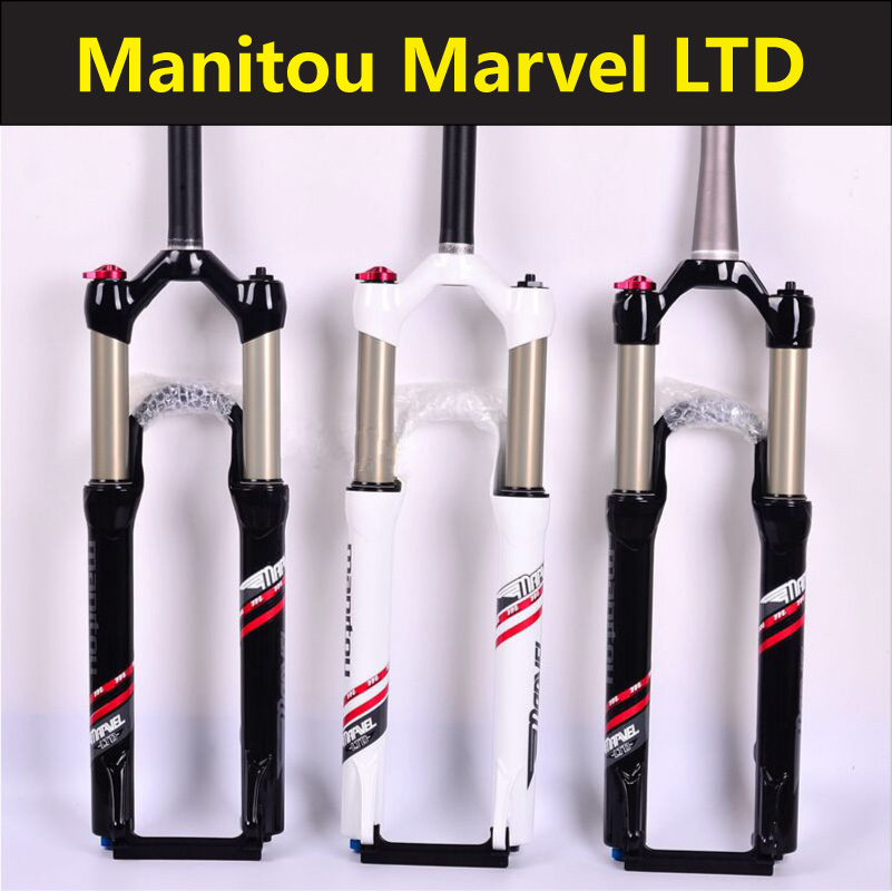 Bike Fork Manitou Marvel LTD 26 Mountain MTB Bicycle Fork air Forks Pro suspension Front Fork PK to SR SUNTOUR kiwat 2012 26 front suspension fork for mountain bike bicycle black