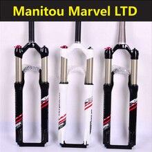 Bike Fork Manitou Marvel LTD 26 Mountain MTB Bicycle Fork air Forks Pro suspension Front Fork PK to SR SUNTOUR